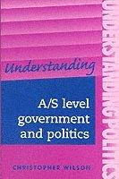 bokomslag Understanding A/S-Level Government and Politics
