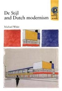 bokomslag De stijl and dutch modernism