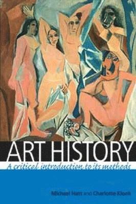 bokomslag Art History: A Critical Introduction to its Methods