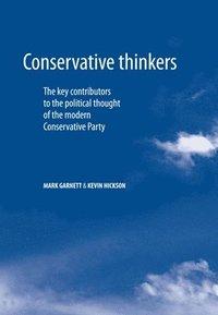 bokomslag Conservative Thinkers