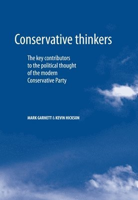 Conservative Thinkers 1