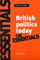 bokomslag British Politics Today