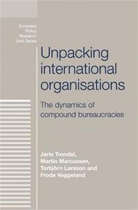 bokomslag Unpacking International Organisations