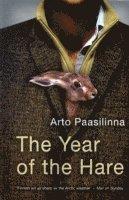 bokomslag Year of the hare
