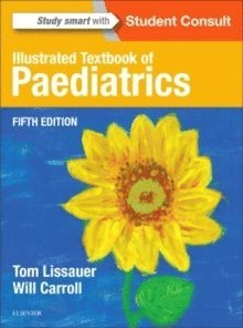 bokomslag Illustrated textbook of paediatrics