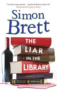 bokomslag The Liar in The Library