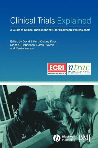 bokomslag Clinical Trials Explained