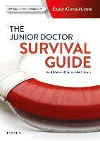 bokomslag Junior doctor survival guide