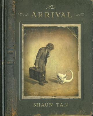 bokomslag The Arrival