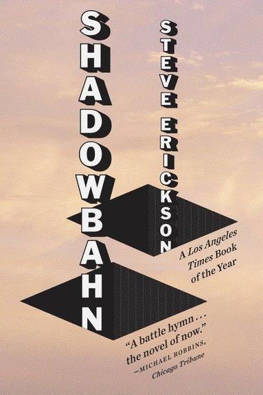 bokomslag Shadowbahn
