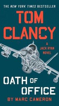 bokomslag Tom Clancy Oath Of Office