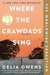 bokomslag Where The Crawdads Sing