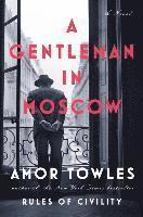 bokomslag Gentleman In Moscow A Exp