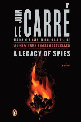 bokomslag A Legacy of Spies