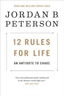 bokomslag 12 Rules for Life