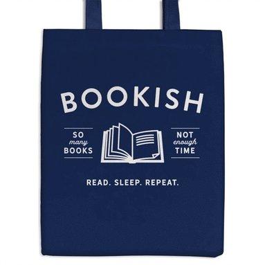bokomslag Bookish Canvas Tote Bag