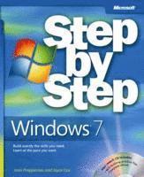 bokomslag Windows 7 Step by Step Book/CD Package