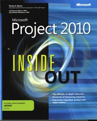 bokomslag Microsoft Project 2010 Inside Out
