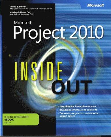 bokomslag Microsoft Project 2010 Inside Out