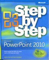bokomslag Microsoft PowerPoint 2010 Step by Step