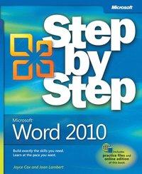 bokomslag Microsoft Word 2010 Step by Step