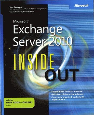 bokomslag Microsoft Exchange Server 2010 Inside Out