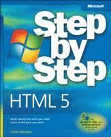 bokomslag HTML5 Step by Step