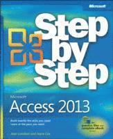 bokomslag Microsoft Access 2013 Step by Step