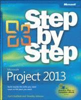 bokomslag Microsoft Project 2013 Step by Step