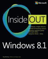 bokomslag Windows 8.1 Inside Out
