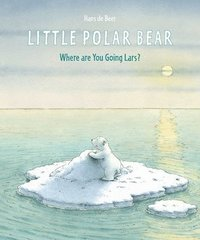 Little polar bear - where are you going lars?