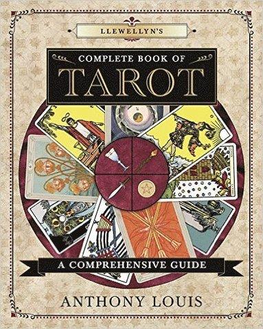 bokomslag Llewellyn's Complete Book of Tarot