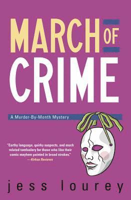 bokomslag March of crime - the murder-by-month mysteries. book 11.