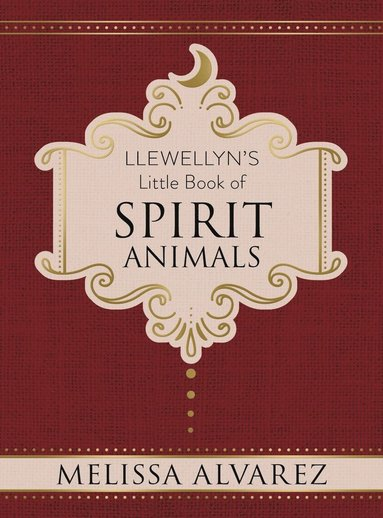 bokomslag Llewellyns little book of spirit animals
