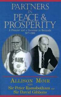bokomslag Partners in Peace and Prosperity