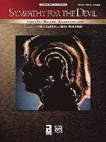bokomslag Sympathy for the Devil: Piano/Vocal/Guitar, Sheet