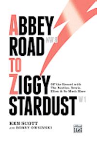 bokomslag Abbey Road to Ziggy Stardust
