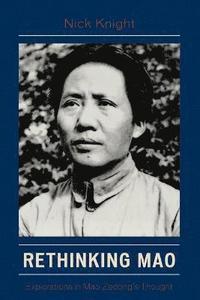 bokomslag Rethinking Mao