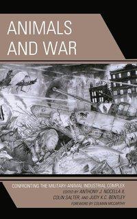 bokomslag Animals and War