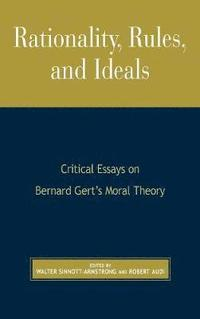 bokomslag Rationality, Rules, and Ideals