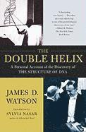 bokomslag The Double Helix: A Personal Account of the Discovery of the Structure of DNA
