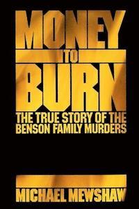 bokomslag Money to Burn