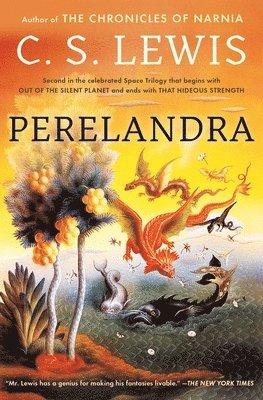 bokomslag Perelandra
