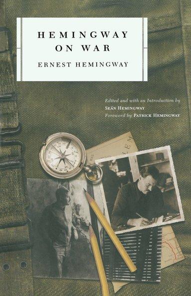 bokomslag Hemingway On War