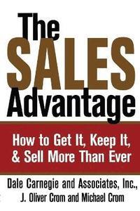 bokomslag The Sales Advantage