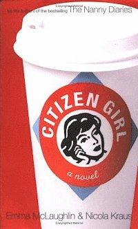 bokomslag Citizen girl : a novel