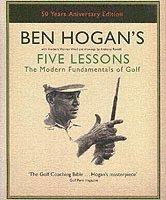 bokomslag Ben Hogan's Five Lessons