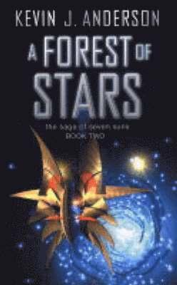 bokomslag A Forest of Stars