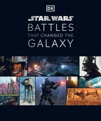 bokomslag Star Wars Battles That Changed The Galaxy
