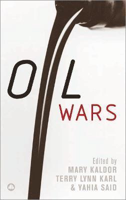 bokomslag Oil Wars